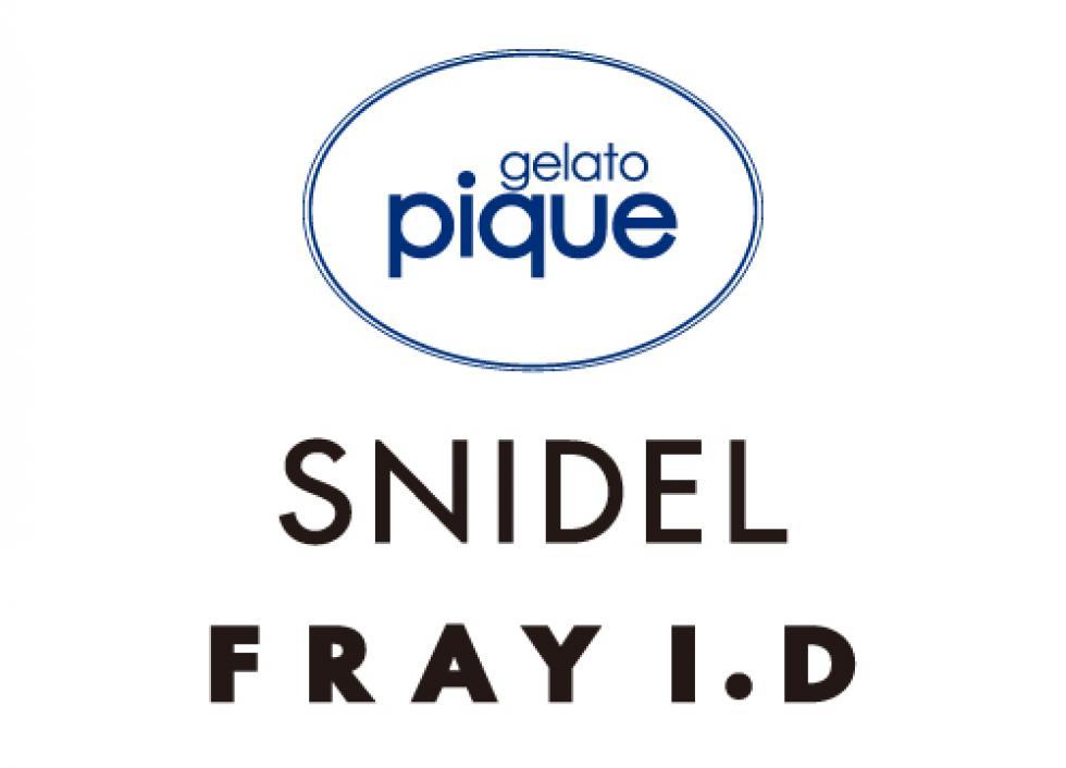 GELATO PIQUE/SNIDEL/FRAY I.D