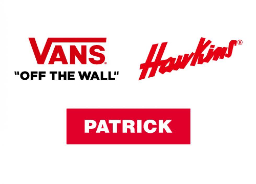 ヴァンズ/ホーキンス/パトリック