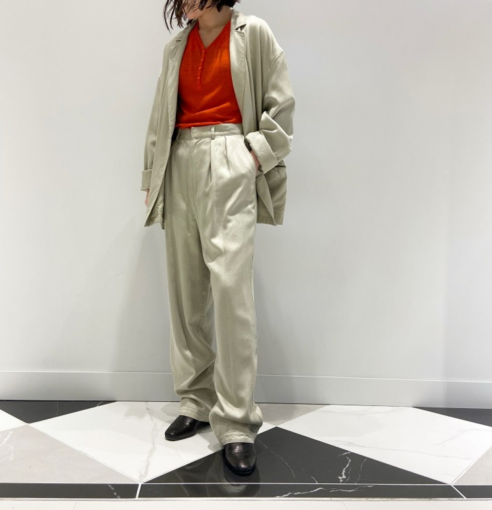 【RECOMMEND STYLE】